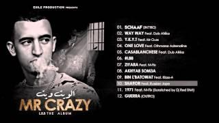 getlinkyoutube.com-10. MR CRAZY - SHA9OR - Feat Russian Jope [ ALBUM L88 2015 ]