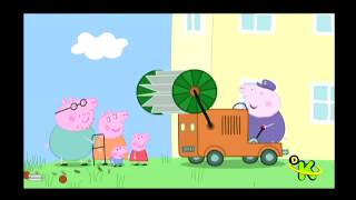 getlinkyoutube.com-Peppa Pig   A Grama Alta