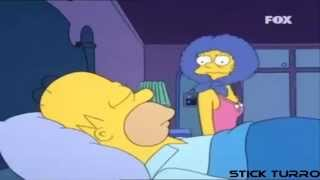 getlinkyoutube.com-Aguanta! En Los Simpsons