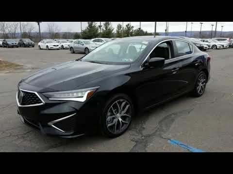 New 2019 Acura ILX Wilkes-Barre PA Scranton, PA - SOLD