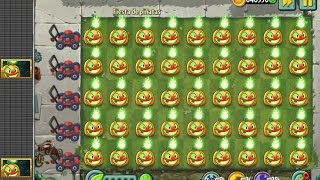 getlinkyoutube.com-Plants Vs Zombies 2 Un Ejercito de Calabaza Iluminada