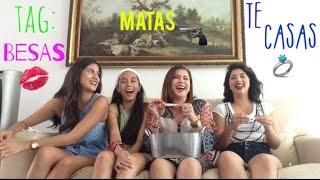 getlinkyoutube.com-Tag: Besas , Matas o Te Casas :)