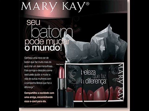 Experimente ser como Mary Kay