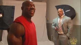 getlinkyoutube.com-Dexter Jackson Photo Shoot & Interview After Winning the 2013 Arnold Classic