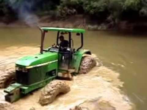 Tractor atascado españa 2013