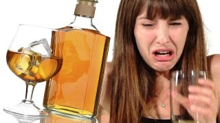 getlinkyoutube.com-Women Drink Whiskey For The First Time
