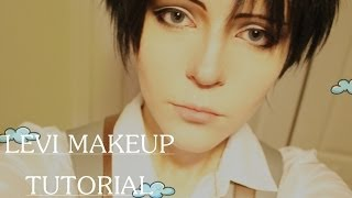 getlinkyoutube.com-ACCURATE LEVI MAKEUP TUTORIAL (Eyebrow tutorial, nose and face contouring included :D)