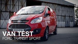 getlinkyoutube.com-Ford Transit Custom Sport review