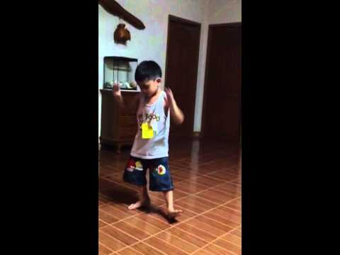Amazing Boy Dance