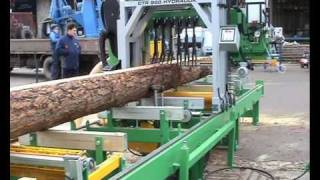 getlinkyoutube.com-forestor xr line - log processing and sawmill machinery