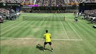getlinkyoutube.com-Virtua Tennis 4 - Rafael Nadal vs. Novak Djokovic