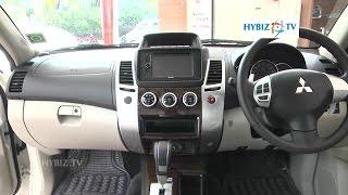 Mitsubishi Pajero Sport 2015 Interior And Design - Hybiz.tv