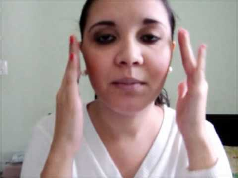 Como fazer olho escuro sem sujar a pele pronta