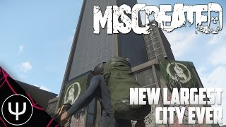 getlinkyoutube.com-Miscreated — New Largest City Ever, Most Underrated Survival Game?!