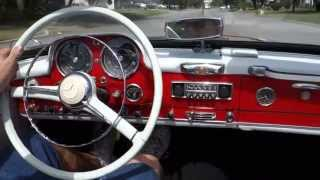 getlinkyoutube.com-1957 Mercedes-Benz 190SL