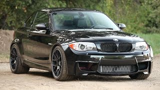 getlinkyoutube.com-DINAN's 450 HP BMW S3R 1M Coupe: Too Fast for Public Consumption?