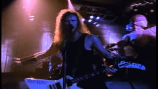 Metallica - Master Of Puppets [Seattle 1989] HD