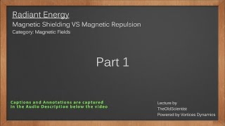 getlinkyoutube.com-Radiant Energy, Magnetic Shielding vs Magnetic Repulsion