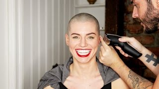getlinkyoutube.com-10 REASONS TO SHAVE YOUR HEAD (plus cons against it) | Sorelle Amore