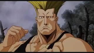 Street Fighter II (Guile Vs. Bison)