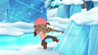 getlinkyoutube.com-Jake i Piraci z Nibylandii - Miecz Królowej Izabeli. Oglądaj w Disney Junior!