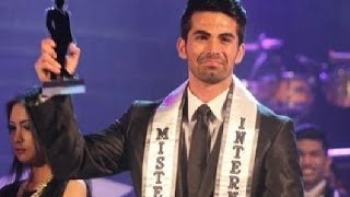 getlinkyoutube.com-Mister International 2013, Resumen de la Participacion de Mister Venezuela @joseanmerpj