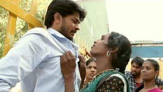 getlinkyoutube.com-Railway Station Movie Scenes - Subbu funny scene with Hijras - Sandeep, Shravani