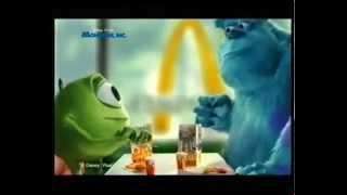 getlinkyoutube.com-McDonald's UK Happy Meal Advert - Monsters Inc.