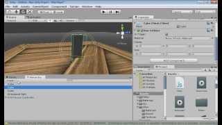 getlinkyoutube.com-Unity3d trigger для запуска анимации