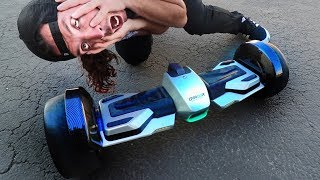 Fastest Hoverboard SPEED TEST!! ⚡