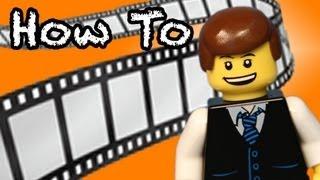 How to Make a LEGO Animation (Brickfilm)