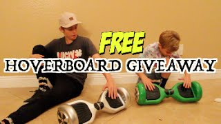 getlinkyoutube.com-WIN YOURSELF A FREE HOVERBOARD!