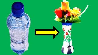 getlinkyoutube.com-Botellas de plástico 27 Ideas para hacer manualidades