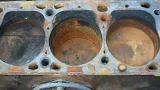 getlinkyoutube.com-try to crank a rusty engine.