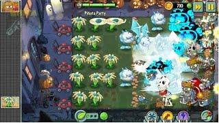 getlinkyoutube.com-Plants vs Zombies 2 - Cold Snapdragon in Action