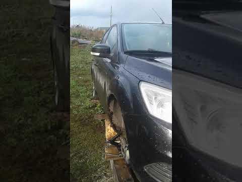 Замена сальника кореного на автомобиле форд фокус 2