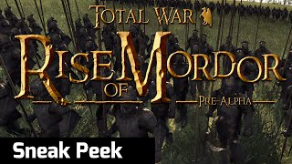 getlinkyoutube.com-Total War: Rise of Mordor (TW: Attila) - Sneak Peek - (Gameplay)
