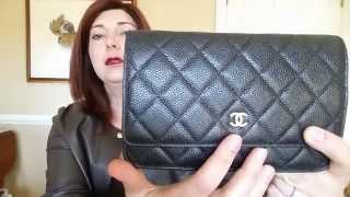 getlinkyoutube.com-Chanel WOC  versus Chanel Mini & which one did I kept and why !