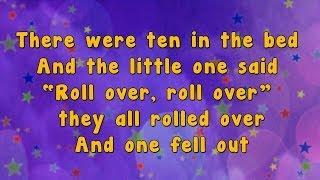 getlinkyoutube.com-Karaoke - Karaoke - Ten in the bed