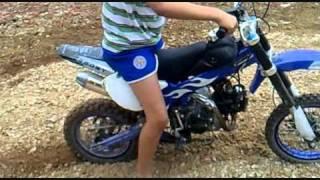getlinkyoutube.com-Mini mota 125 malhadas 2