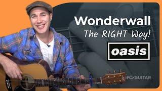 getlinkyoutube.com-Wonderwall - Oasis - Acoustic Song Guitar Lesson (BS-805)
