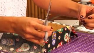 getlinkyoutube.com-Fazendo Arte - forração em tecido (26.09.13)