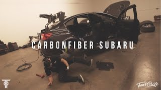 FULL CARBONFIBER SUBARU WRX/STI VLOG
