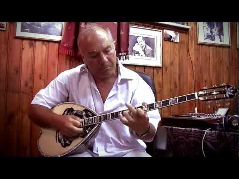 Taximi trixordo  Aristos Maragkos - Ταξίμι τρίχορδο απο τον Αρίστο Μαραγκό ( Μαθηματα μπουζουκιου)
