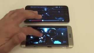 getlinkyoutube.com-مقارنة  Galaxy S6 Edge Vs iphone 6