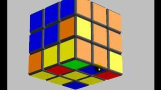 getlinkyoutube.com-Como Resolver el Cubo Rubik desde Cero (Paso a Paso) Parte 2