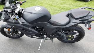 getlinkyoutube.com-125cc Super Ninja Street Bike Super Bike Motorcycle