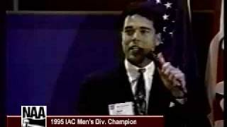 Scott Steffes, CAI, CES, 1995 International Auctioneer Champion