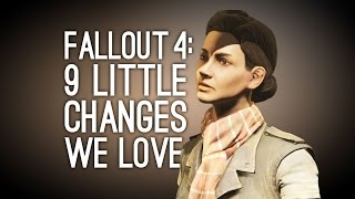 getlinkyoutube.com-Fallout 4: 9 Little Changes We Love in Fallout 4 - Xbox One Gameplay
