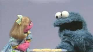 getlinkyoutube.com-Sesame Street: Cookie Questions Prairie Dawn